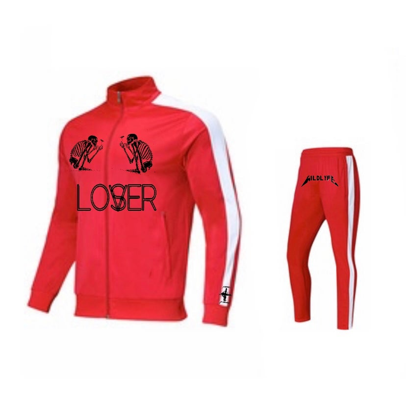 Image of   Lover or loser tracksuit