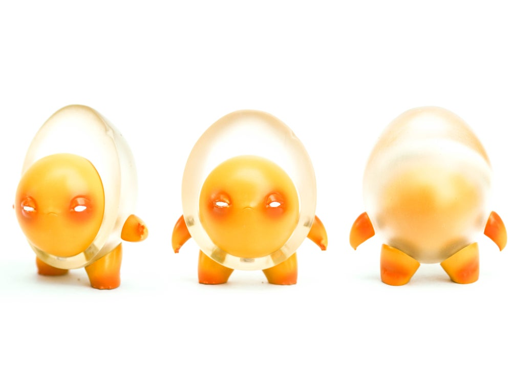 Image of Mr. Yolk【 Raw Version 】
