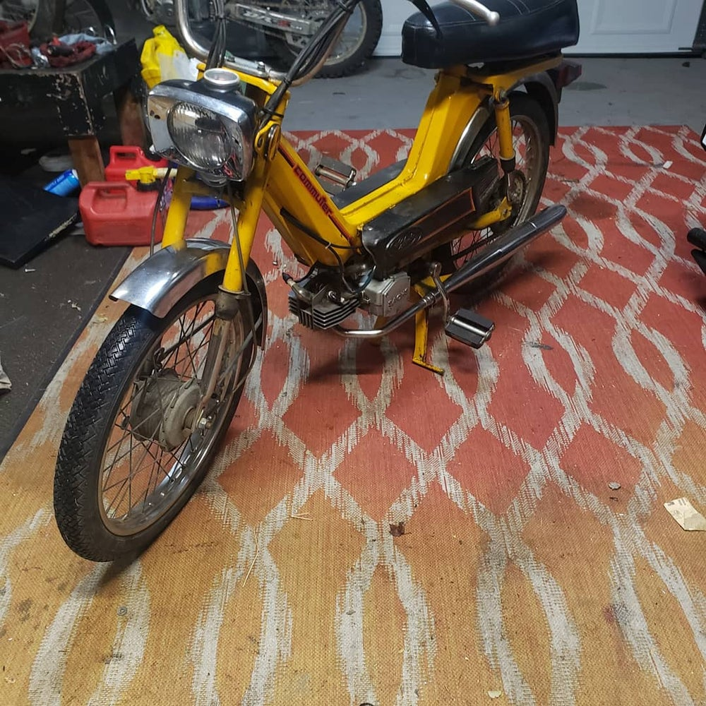 Image of 1980 Sachs Commuter