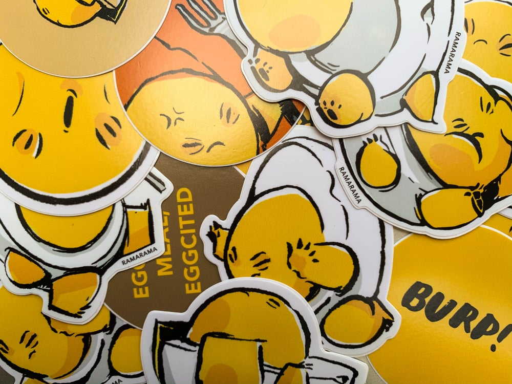 Image of Yolk【 Sticker 】