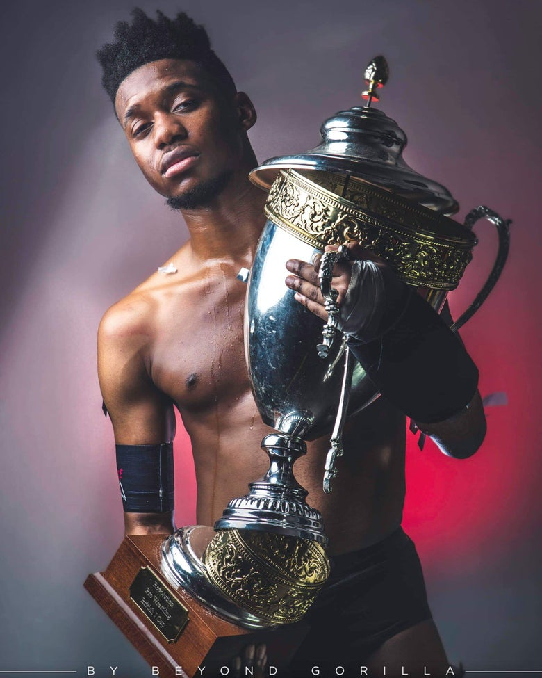 Image of British J Cup Winner