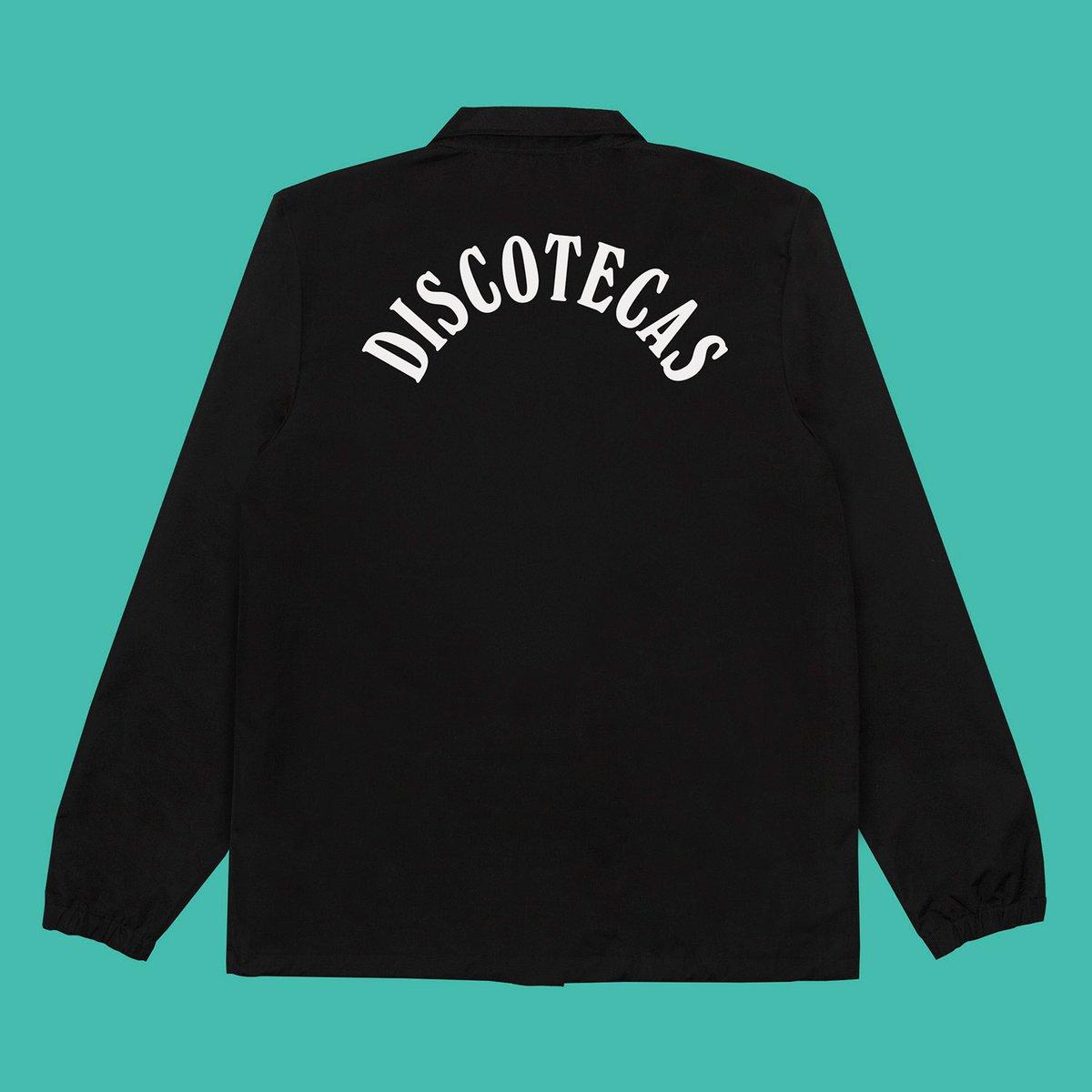 Image of Discotecas Coaches Jacket