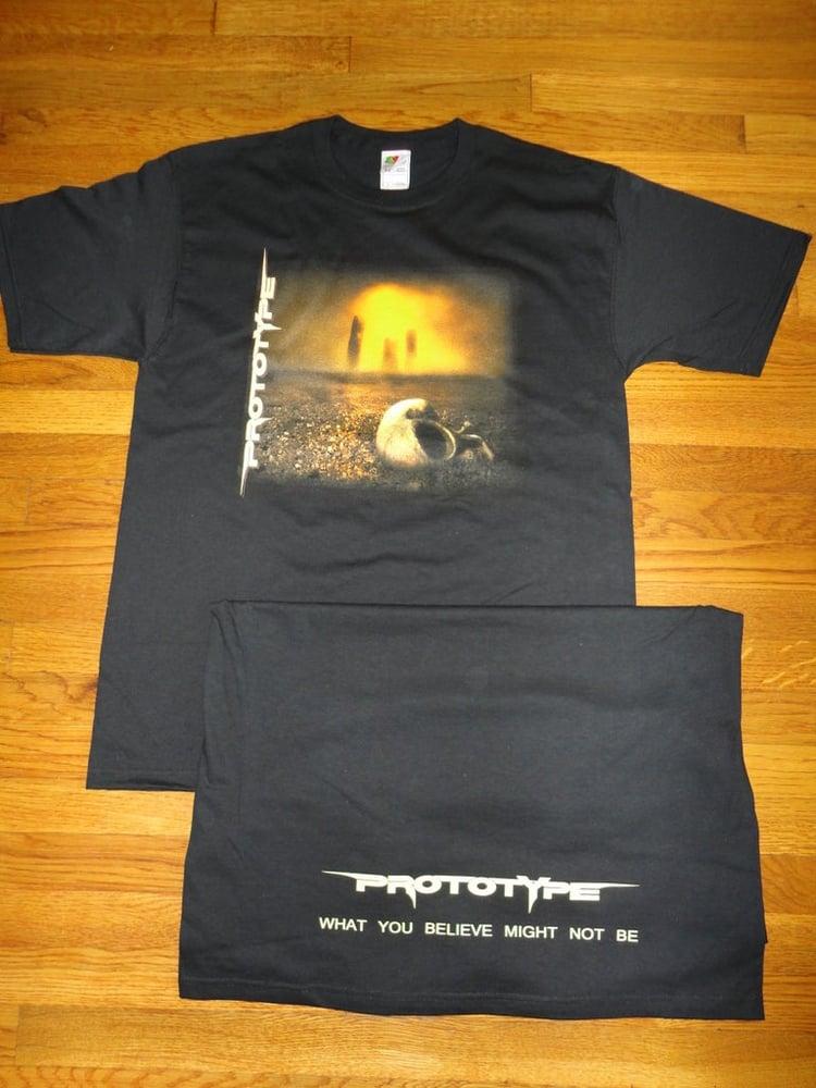 "Image of Prototype ""Catalyst"" Autographed CD + T-Shirt + Promo Photo + Mini Poster Bundle"