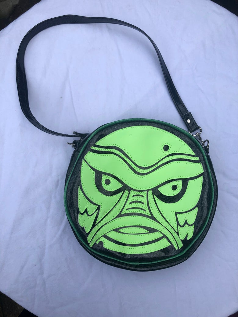 Image of Creetch Glow in the Dark Canteen Bag