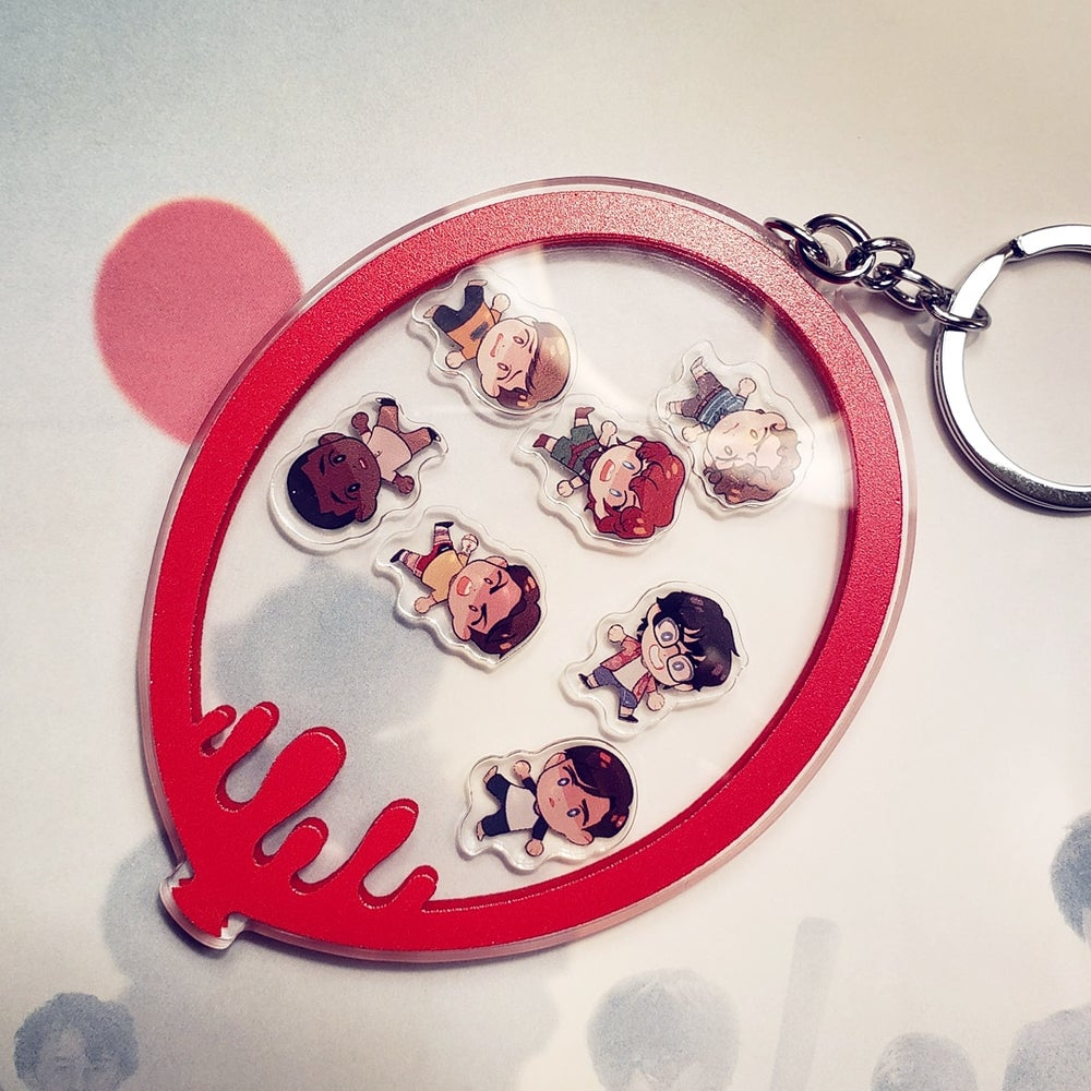 Image of (preorder) it losers club shaker charm