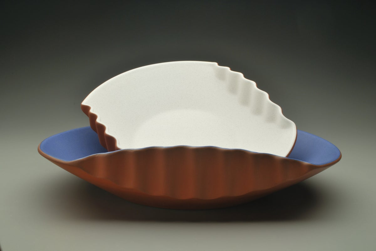 Image of Corrugated Bowls