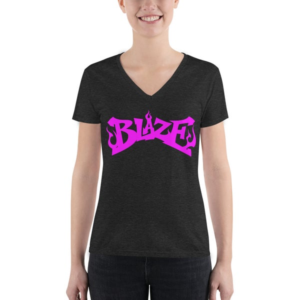 Image of Blaze Women's V-Neck