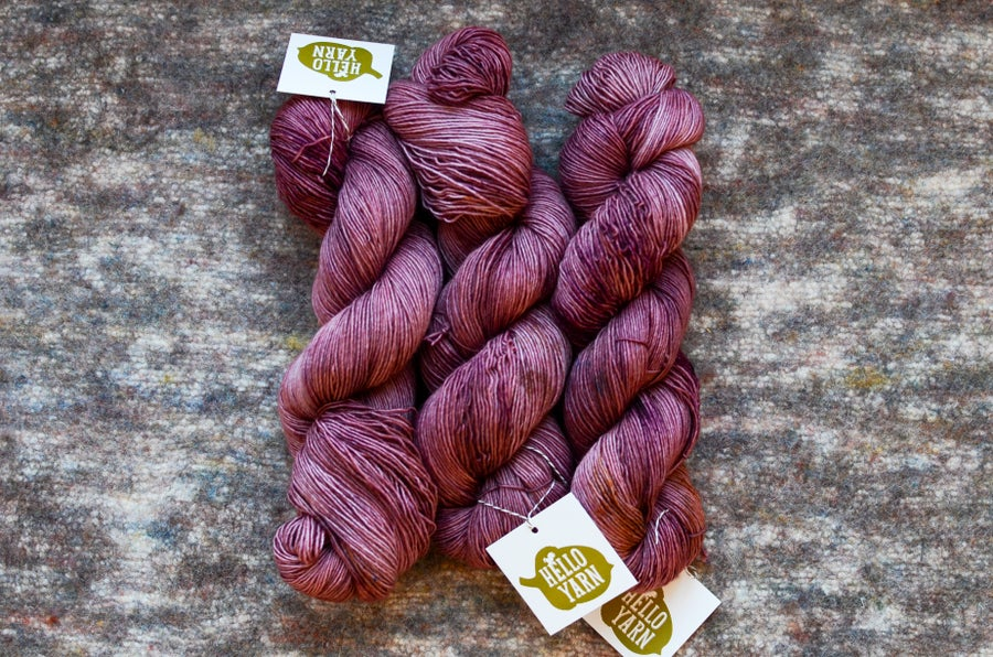 "Image of ""Humming"" Merino Singles - 400 yards"