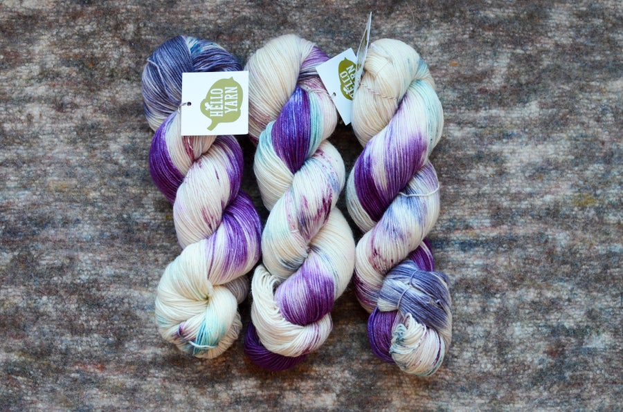 "Image of ""Daw"" Super BFL Sock - 438 yards"