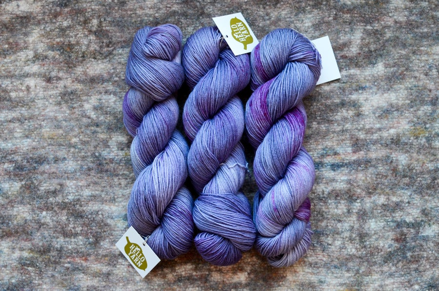"Image of ""Gazooly"" Super BFL Sock - 438 yards"