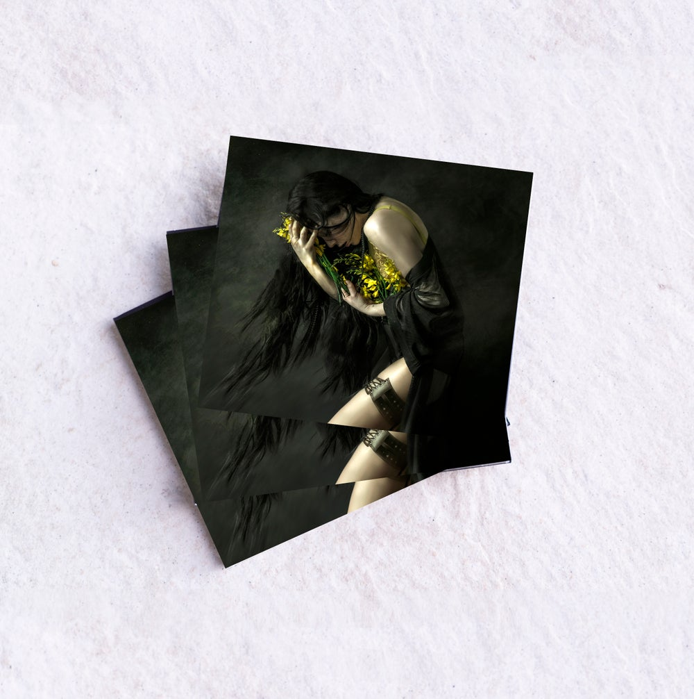 Image of Limited Edition Signed CD (sold out)