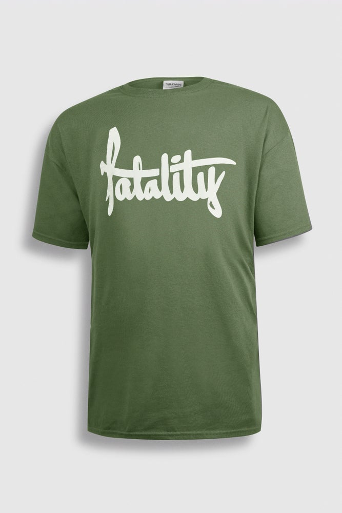 Image of Green Logo T-Shirt