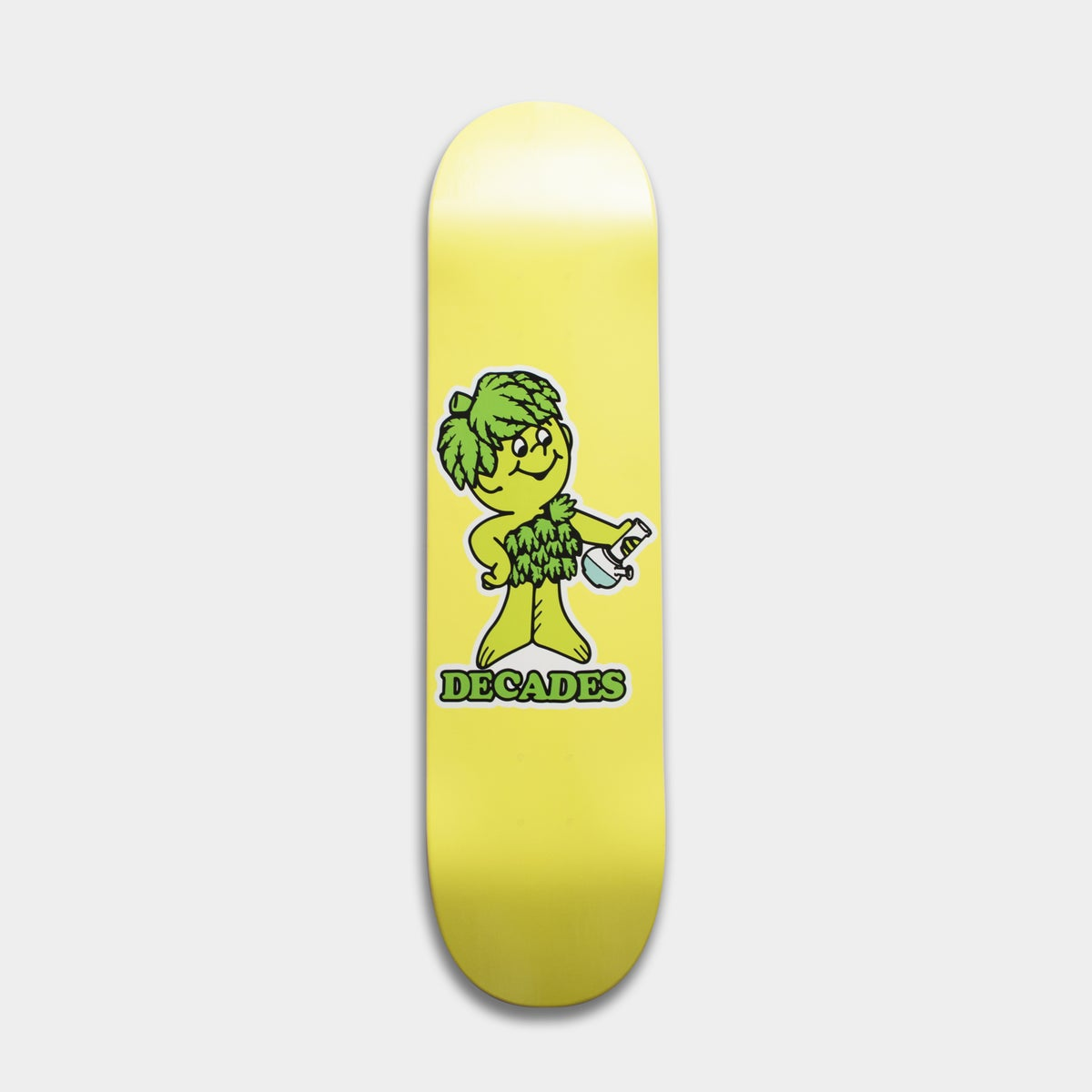 Image of Lil Bud Deck Yellow 8.0