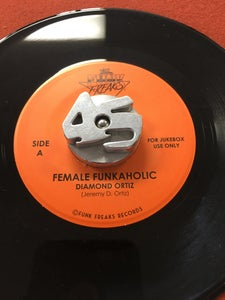 Image of Female funkaholic / You're  the one I need