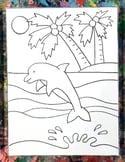 "9"" x 12"" Canvas - variety of designs"