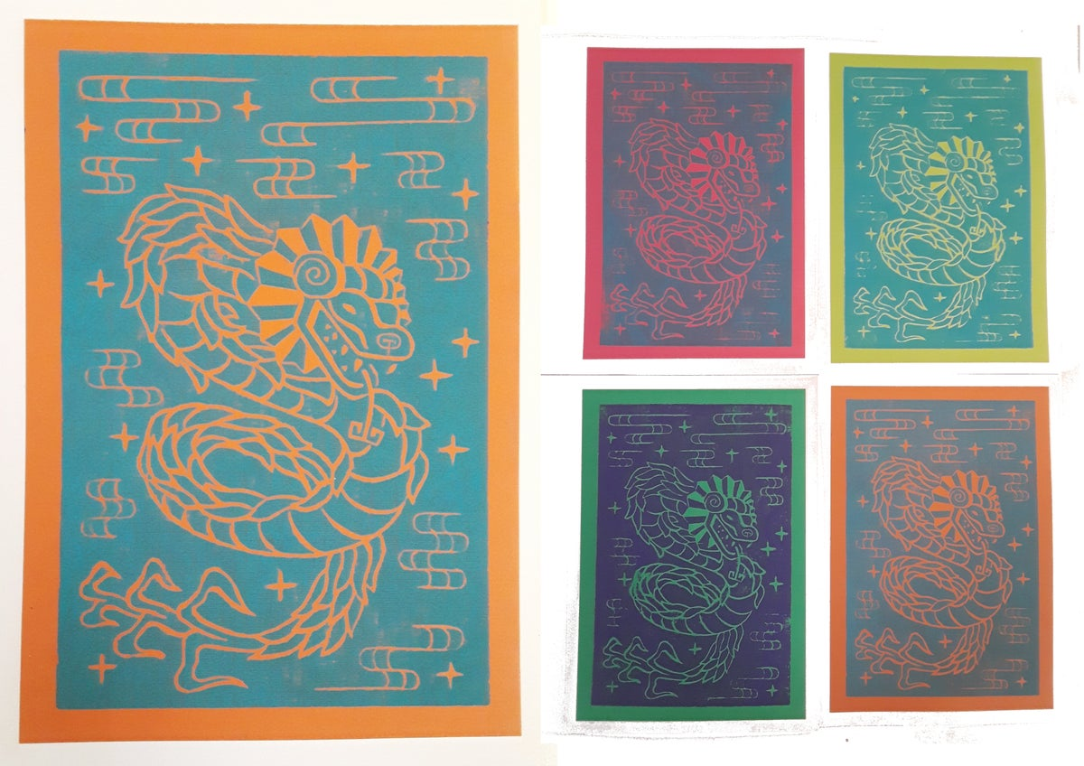 Image of Blockprint Gift Cards