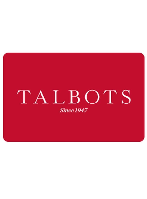 Image of Talbots $100 Value Gift card