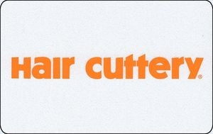 Image of Hair Cuttery $100 Gift Certificate