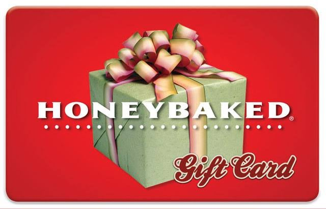Image of HoneyBaked.com $100 Value e-Gift card