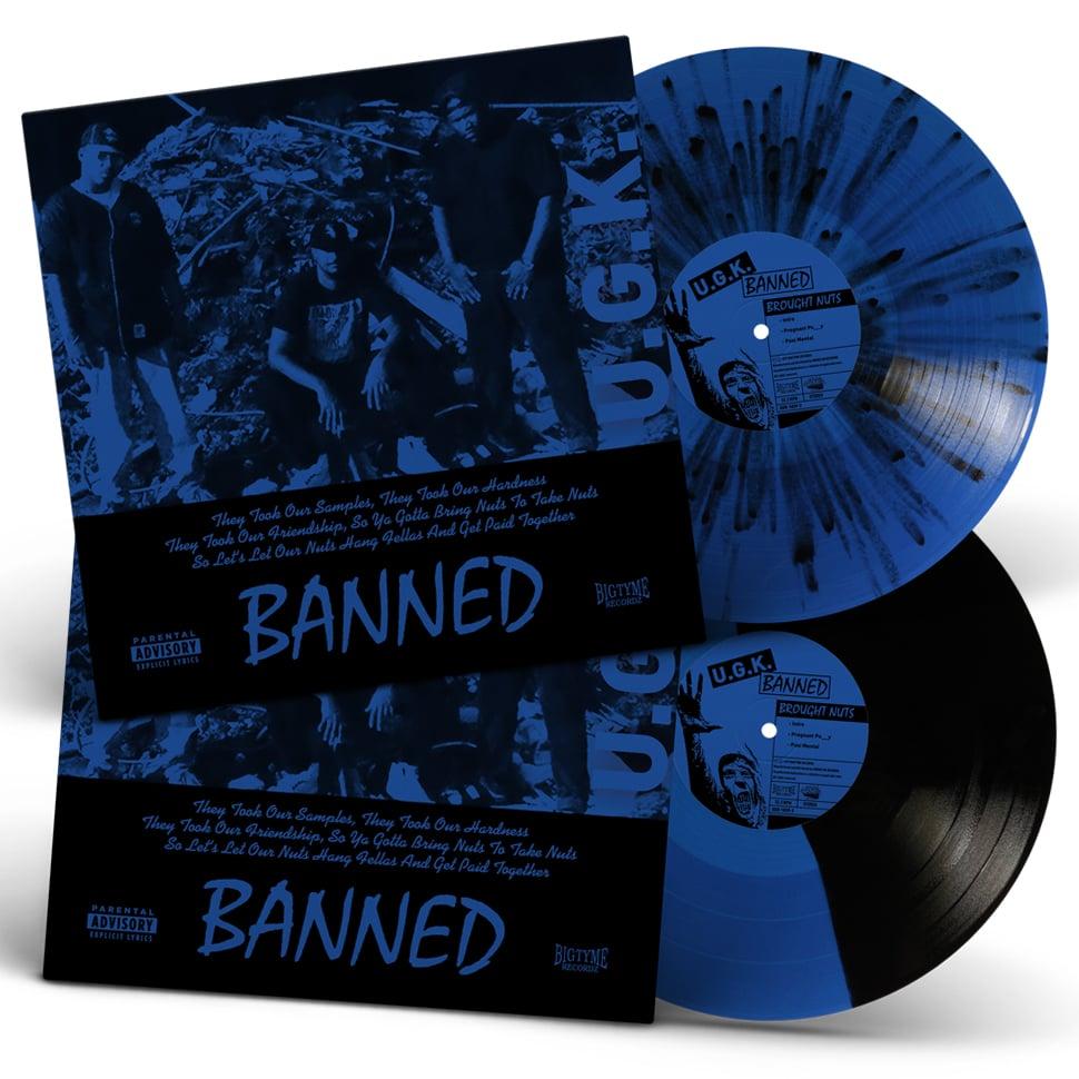 Image of U.G.K. Underground Kingz - Banned Vinyl