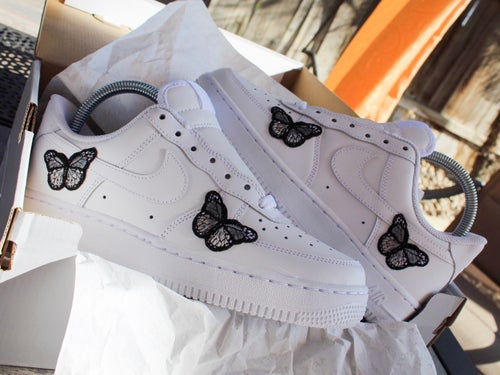 """Image of """"Butterfly Effect"""" Air Force 1"""