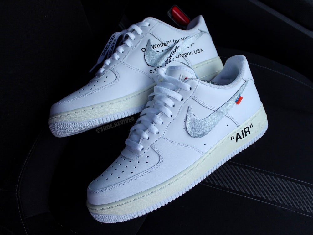 Image of Off-White™ Inspired Air Force 1 (White)
