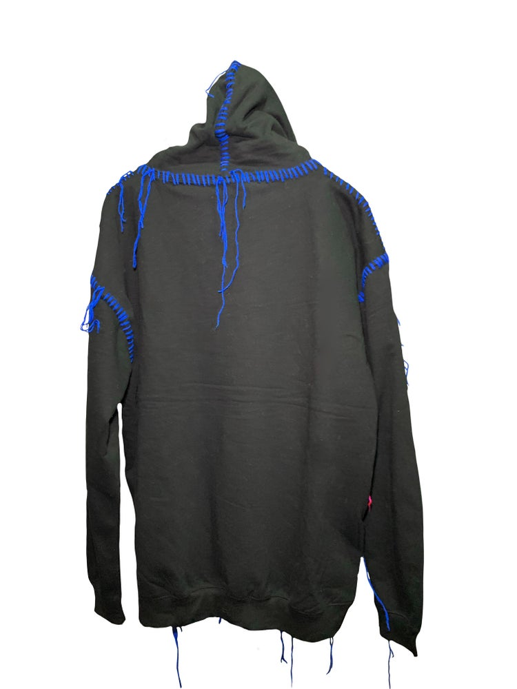 Image of UNSAFE HOODIE