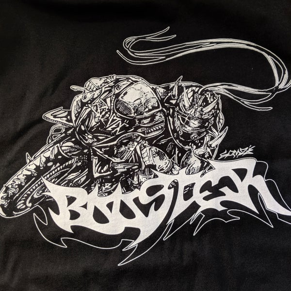 "Image of ""BOOSTER"" T-SHIRT"