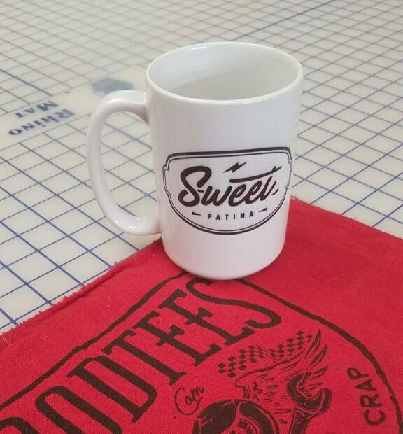Image of Bolt Coffee Mug 11oz or 15oz