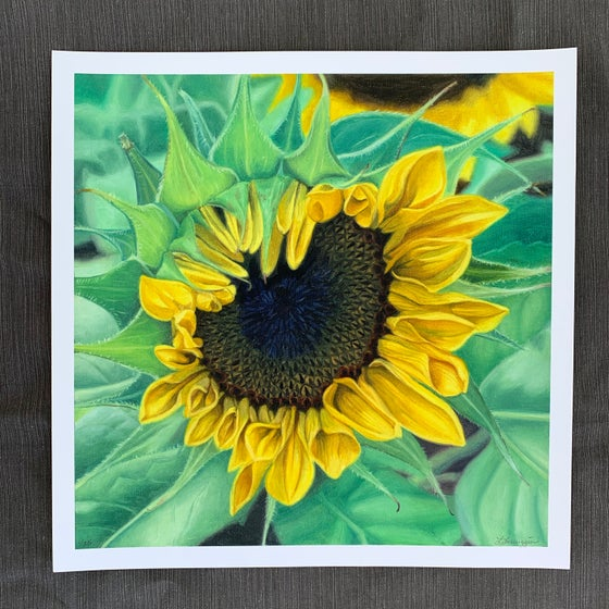 Image of Blooming Giclee Print