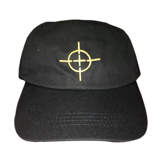 "Image of ""OG CRISIS"" CAP *** BLACK"