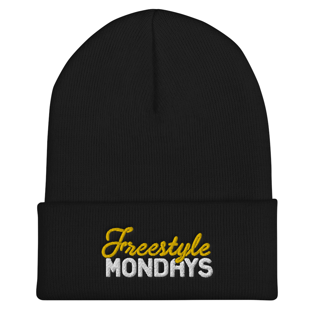 Image of Freestyle Mondays Beanie