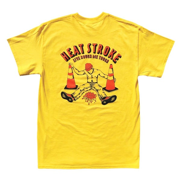 "Image of Daisy ""Heat Stroke"" Tee"