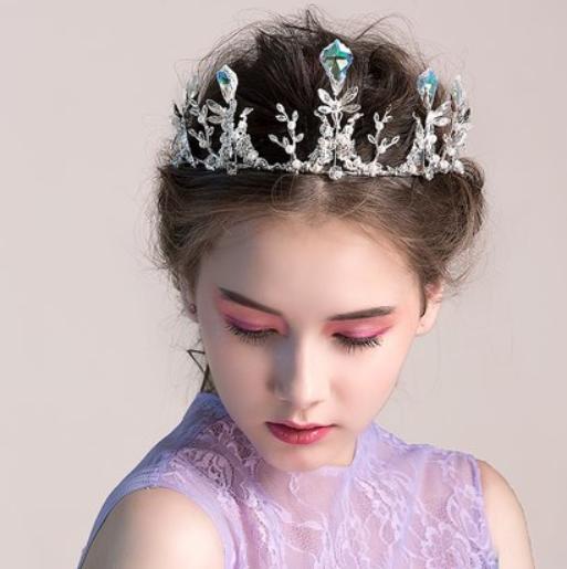 Image of bridal hair