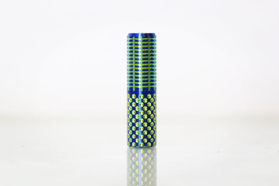 Image of Blue and Green Stick Spinner