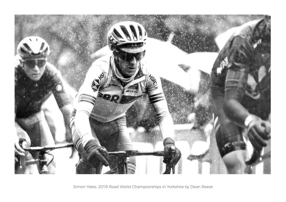 Image of Simon Yates photography print A4 or A3 - By Dean Reeve