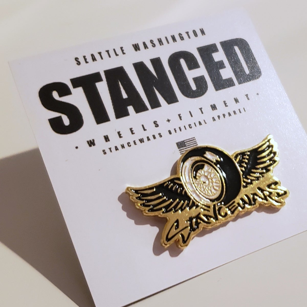 Image of 2020 StanceWars Tour Pin