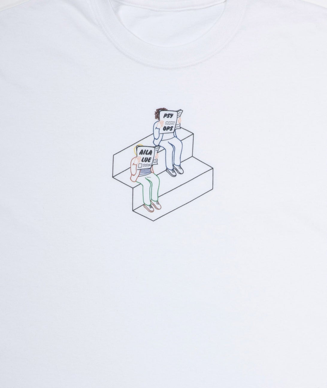 Image of psy-ops t-shirt