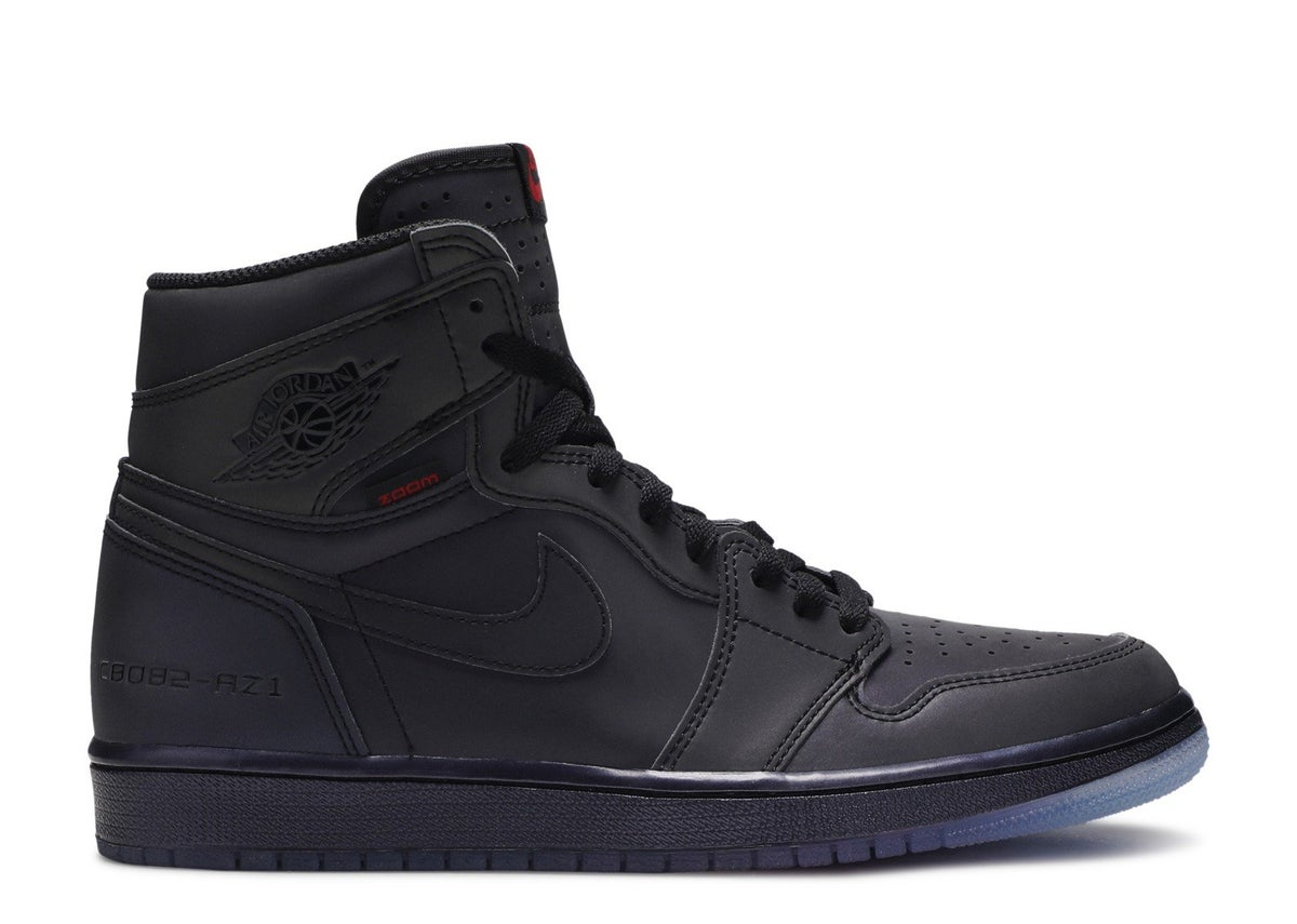 "Image of ZOOM AIR JORDAN 1 HIGH R2T ""FEARLESS"""