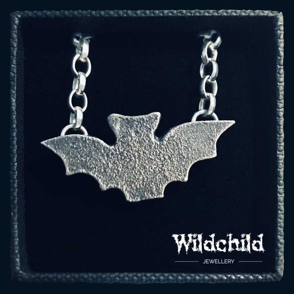 Image of Bat Necklace