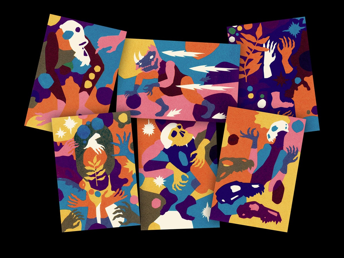 Image of Shadow World - small print pack