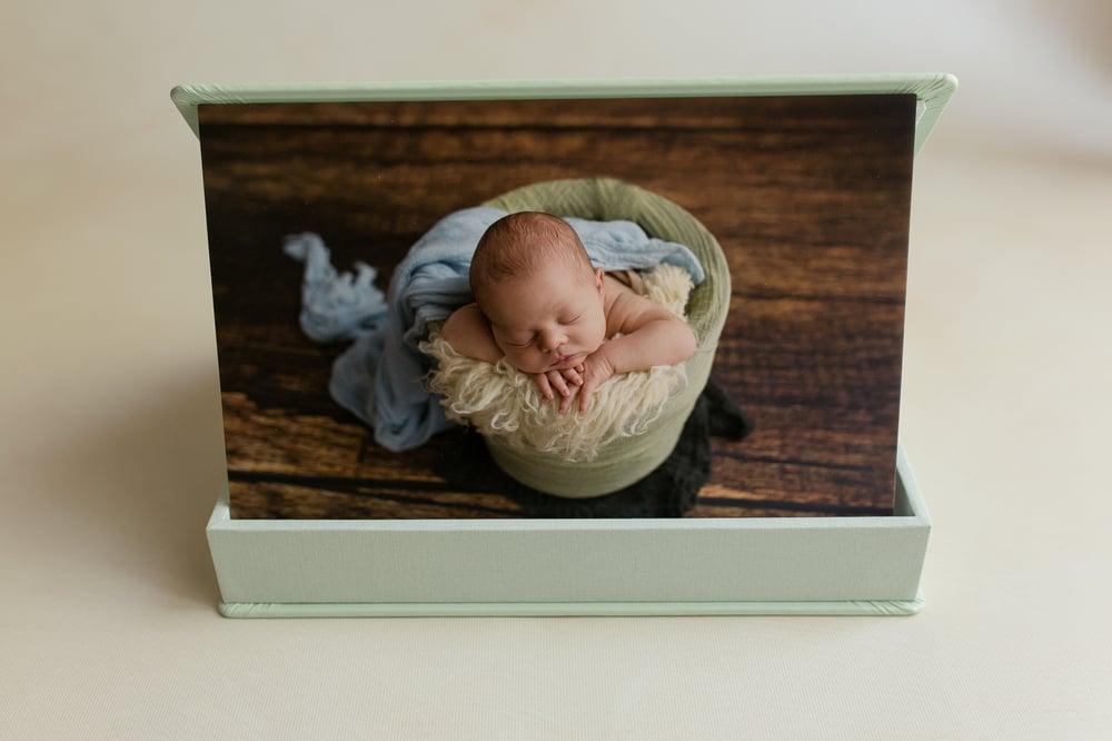 Image of Liste de naissance - cadeau pour bébé de Christos et Dafne