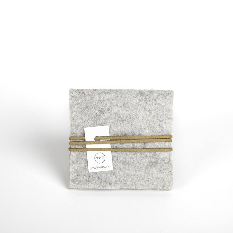 Image of EARRINGS. Gold_Ash. -20% DISCOUNT