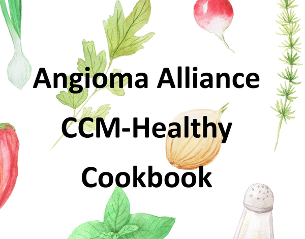Image of CCM-Healthy Cookbook and Reference 2019