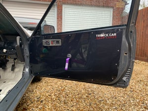 Image of Honda Civic EF - Track Car Door Cards