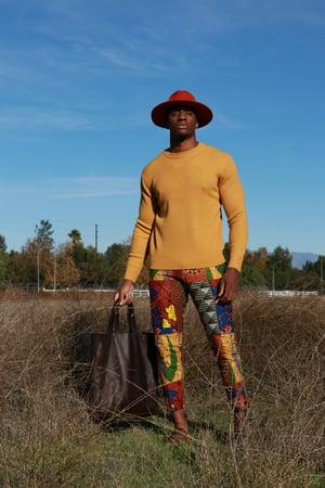Image of The Kendu pants -a asasel pants