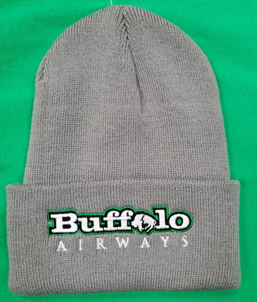Image of Buffalo Airways Watchman Toque *NEW COLOURS*