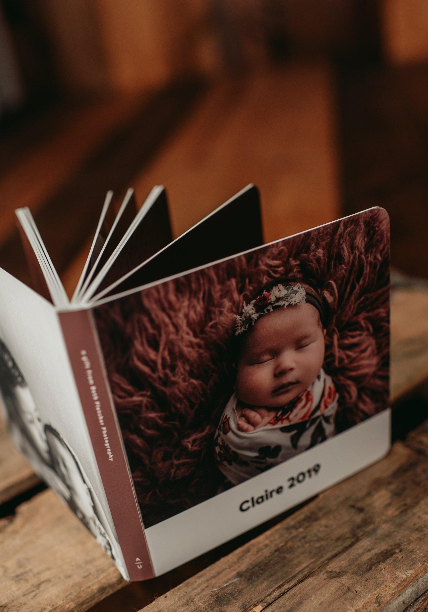 Image of Newborn Gallery Board Book