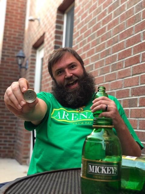 Image of Malt Liquor Day T-Shirt