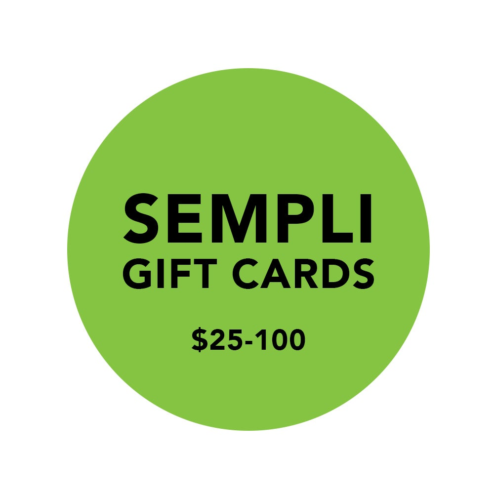 Image of Sempli Gift Cards